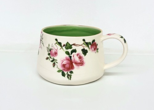 Floral Coffee Cup (CUP-B16)