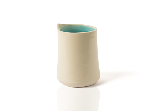 Vase Small Blue